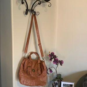 Handbags - Brown messenger bag